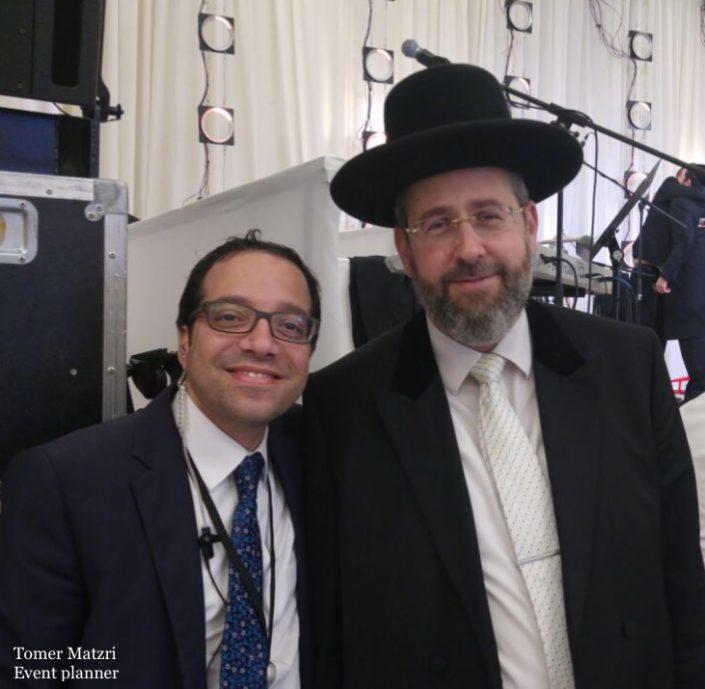 חתונה - בן הרב הראשי לישראל