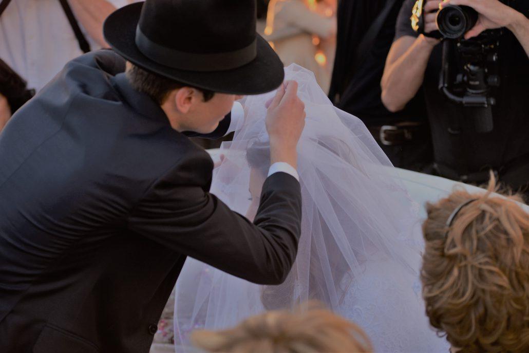 צילום מחתונה דתית.